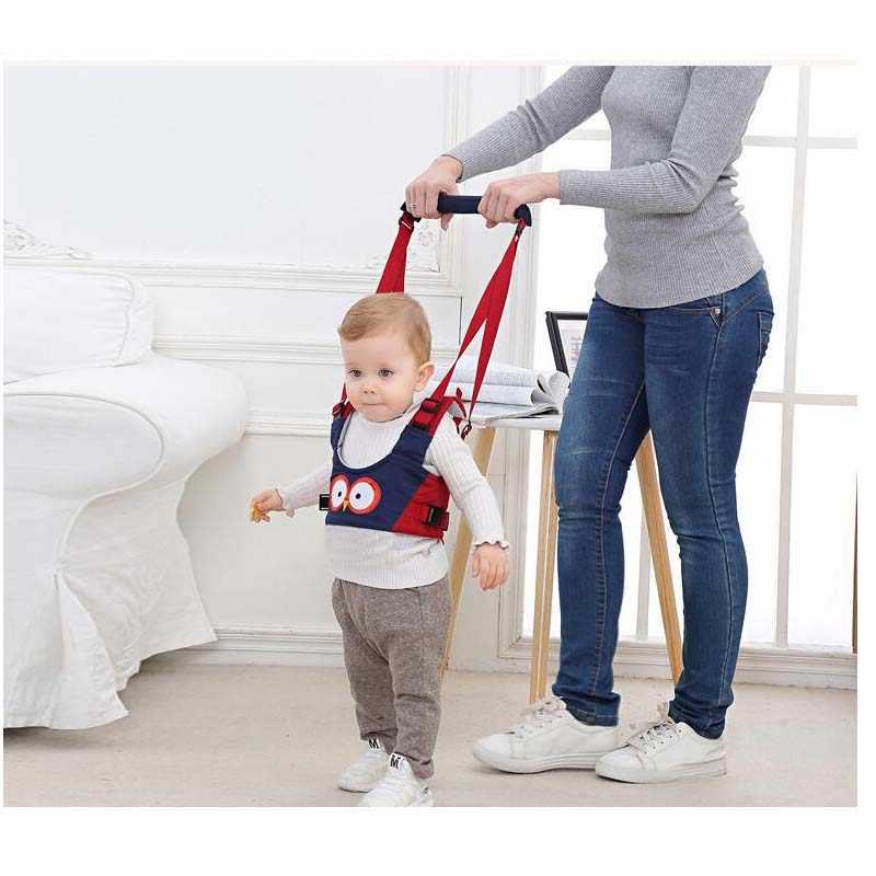 ארבע עונות לנשימה סל סוג תינוק פעוט לומד ללכת למניעת נפילות אנטי-Lewing מתיחת חגורת אפוד עוזר ווקר