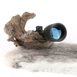 Image 4 - טקטי דיאנה 3 9X40 AO Riflescope אחד Mil דוט Reticle האופטי Sight ציד רובה היקף