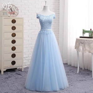 QUEEN BRIDAL Evening Dresses Long Formal Elegant Prom Gowns