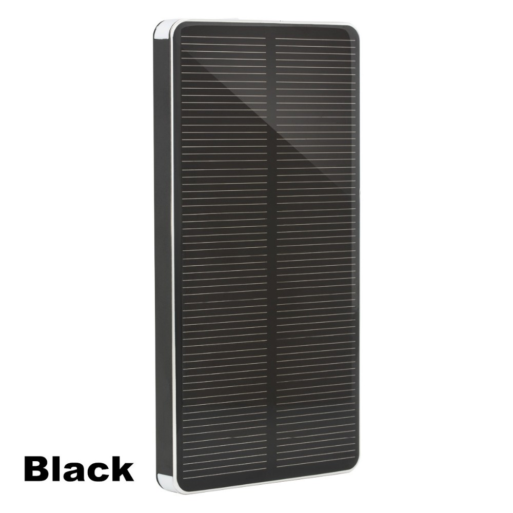 solar charger_black