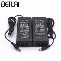 BEILAI DC 24V Adapter AC 100 240V Lighting Transformers Output DC 24V 2A 3A Switching Power