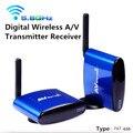 PAT-630 5.8 Ghz Sem Fio AV Remetente TV Áudio e Vídeo Transmissor e Receptor para IPTV DVD STB DVR até 200 M