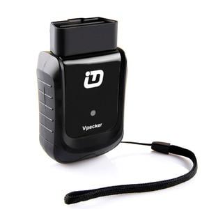 Image 2 - أحدث V11.1 Vpecker WIFI OBD2 السيارات أداة تشخيص محول جميع أنظمة السيارات الماسح الضوئي لجميع السيارات تحديث Vpecker مجاني