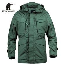 Mege 브랜드 M65 군사 위장 남성 의류 미국 육군 전술 남성용 스포츠 용 재킷 까마귀 필드 자켓 Outwear casaco masculino