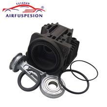 Для X5 E53 A6 C6 Q7 VW Touareg Cayenne L322 воздушный компрессор насос головка цилиндра поршневое кольцо шатун Ремонтный комплект 4L0698007A