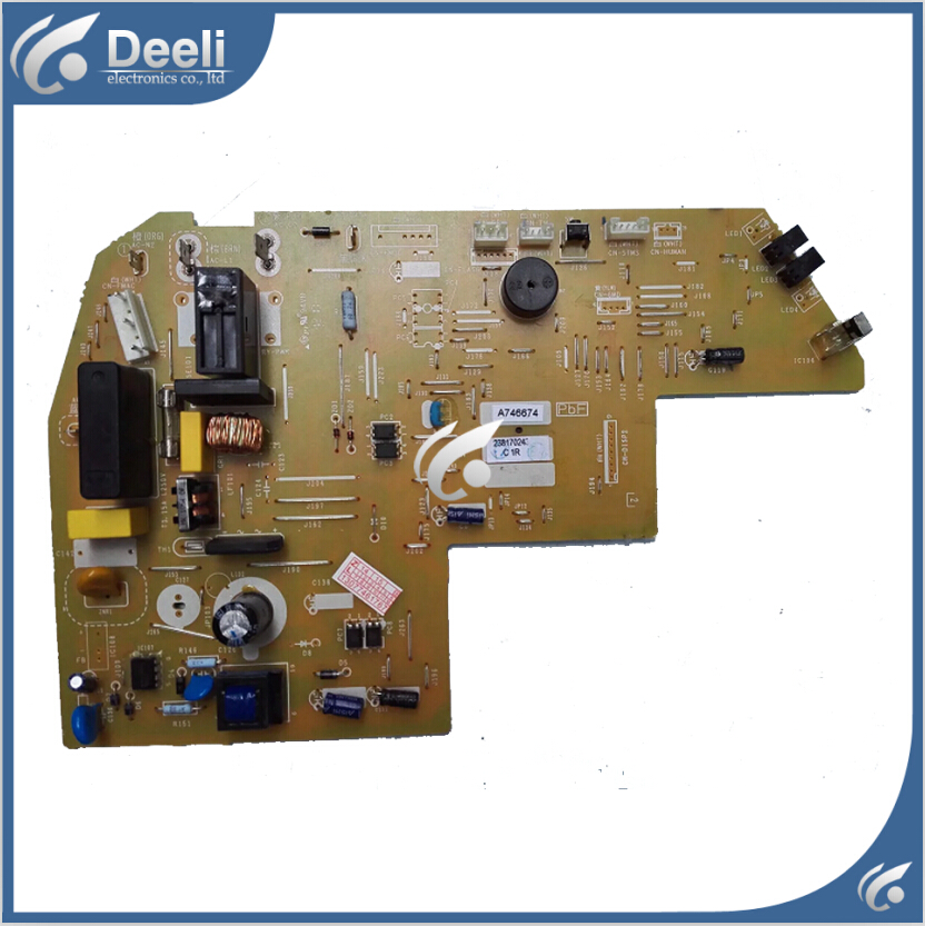 Подробнее о 95% new Original for Panasonic air conditioning Computer board A746674 A713251-1 circuit board on sale 95% new original for panasonic air conditioning computer board a743193 circuit board on sale