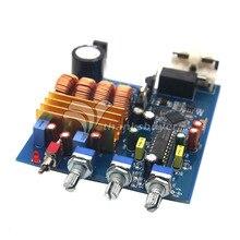 TPA3116 + LM1036 класса D DC18V-24V 50 Вт + 50 Вт CSR4.0 bluetooth усилитель доска ВЧ регулировки баса Аудио Amp