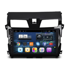 "10.1 ""4.2.2 Android Radio de Coche DVD Gps Multimedia Central para Nissan Teana 2013 2014 2015 Mirrorlink 3G WIFI DVR"