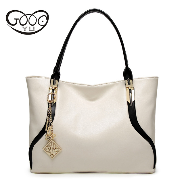 Women Leather Handbags Ms Single Shoulder Tote Bags Famous Brands Luxury Large Ping Bag