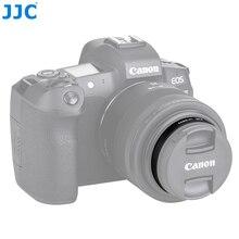 JJC parasol de lente de cámara LH EW52 para Canon RF 35mm f/1,8 Macro IS STM, reemplazo de lente Canon EW 52, accesorios para cámaras