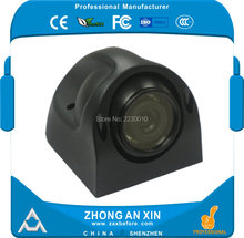 960P HD Weatherproof IP67 Infrared night vision 10 leds Mini Flank View vehicle Camera Factory Outlet OEM ODM