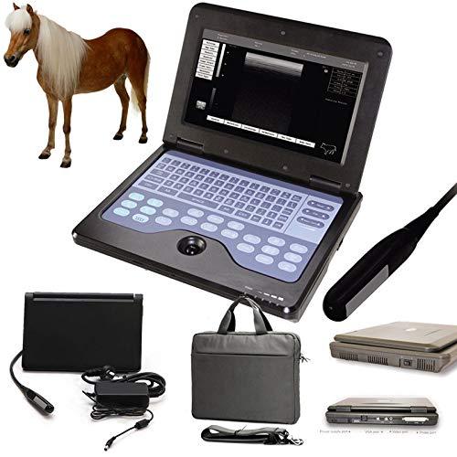 US Seller Hot Veterinary Ultrasound Scanner Laptop Machine + 7.5Mhz Rectal Probe, equine& BovineUS Seller Hot Veterinary Ultrasound Scanner Laptop Machine + 7.5Mhz Rectal Probe, equine& Bovine