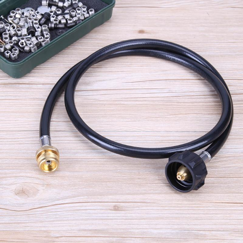 1LB 20LB High Pressure Adapter Hose Propane Replacement QCC1 Converter Tank Gas Tank Adapter Outdoor Stove u0026 Accessories-in Outdoor Stoves from Sports ... & 1LB 20LB High Pressure Adapter Hose Propane Replacement QCC1 ...