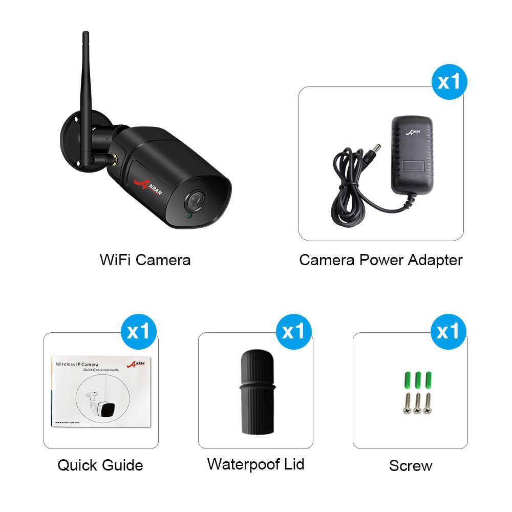 ANRAN, ip-камера 1080 P, Wifi, HD, уличная инфракрасная камера ночного видения, камера безопасности, двухсторонняя аудио беспроводная камера видеонаблюдения