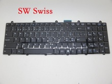 цена на Laptop Keyboard For MSI GP62 2QD 2QE 6QE 6QF Black RU Russian SW Swiss TR Turkish US English FR French GR German