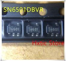 new original 10PCS LOT SN6501DBVR SN6501DB SN6501 MARKING 6501 SOT23 5