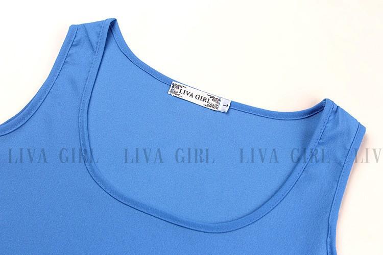 ly022 самая низкая цена продвижении цена большой размер хl ххl Размер 3XL лето Verde 15 цвета майка для женщин бесплатная доставка