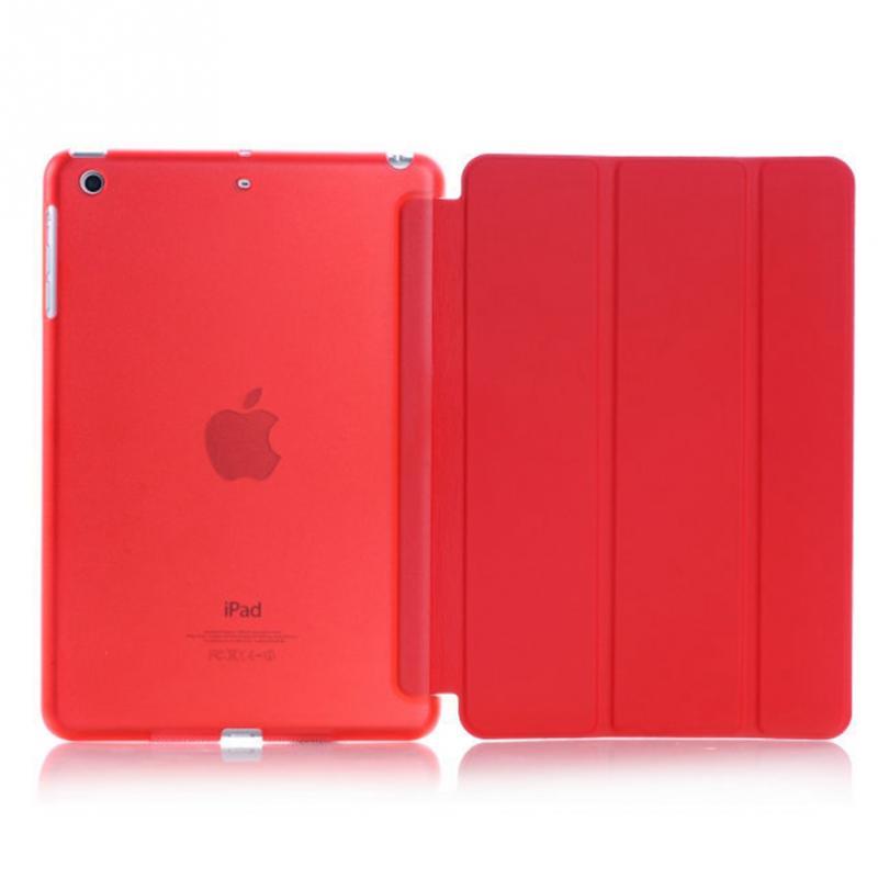 Ultra-thin Slim Tablet Case for iPad mini Case Flip Magnetic Folding PVC A1432 A1490 Cover for iPad mini 2 mini 3 Smart Case (11)