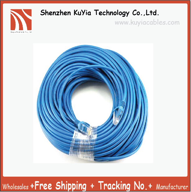 Free Shipping 15meter patch cable free gift RJ45 CAT5 CAT5E ETHERNET LAN font b NETWORK b