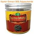 200g de Cogumelos de Ostra 50: 1 Extrato 50% Polissacarídeo Pó frete grátis