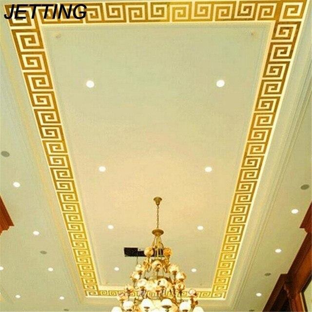 JETTING 10 STÜCKE DIY Acryl Wandaufkleber Für Zuhause Wohnzimmer  Schlafzimmer Dekoration Moderne Labyrinth Spiegel Tapeten Dekor Aufkleber  Tapeten