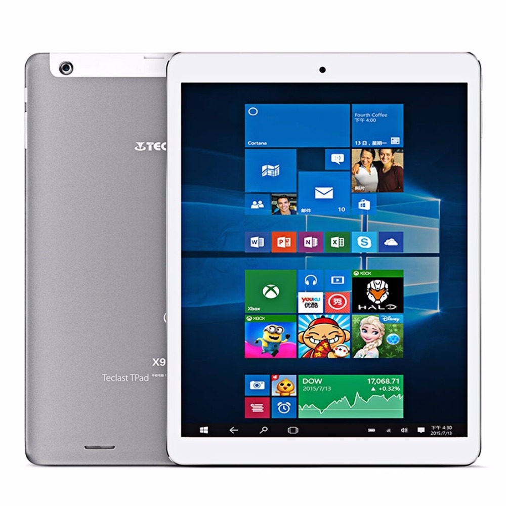 Original Teclast X98 Plus II 9 7 inch Intel Cherry Trail X5 Android 5 1 2GB