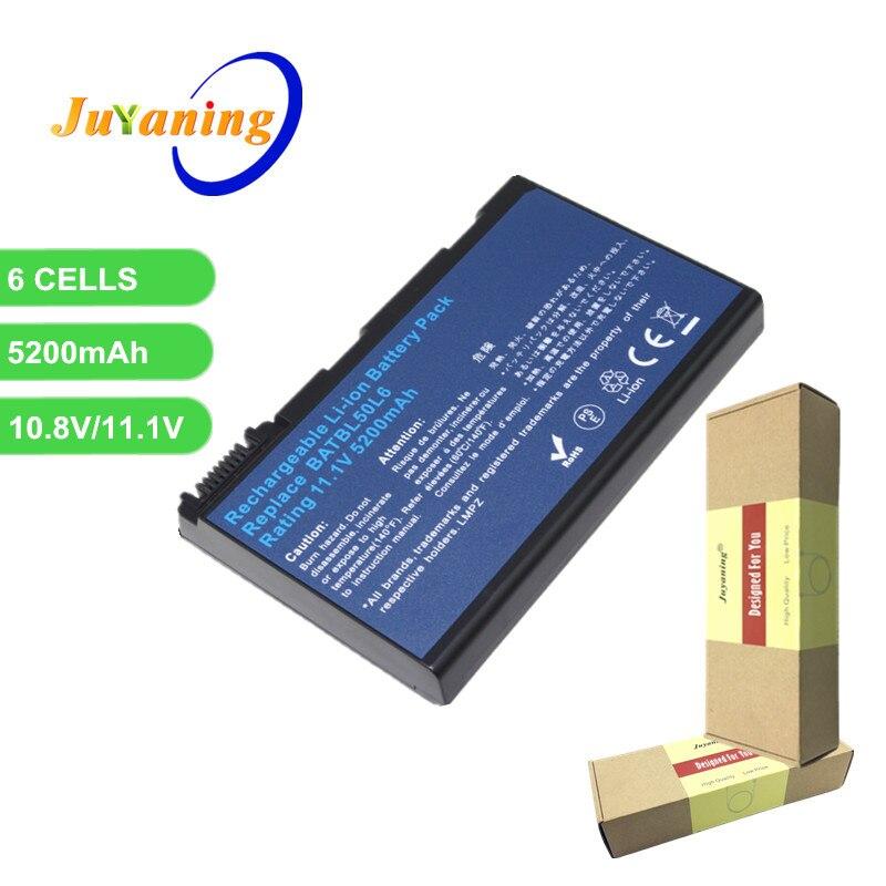 Laptop battery for acer Aspire 3100 3690 5100 5610 5630 5650 5680 9110 9120 9800 Series BATBL50L6 BATCL50L6 BATBL50L4 BATCL50L