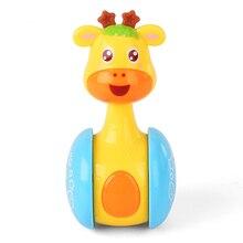 Toys Baby 3 Months Cartoon Animal Swing Tumbler Brinquedos Para Bebe Toddler Toys Oyuncak Toys for