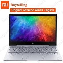 "XiaoMi ordinateur portable Air 13.3 ""2019 Ultrabook ordinateurs portables Intel Core i7 8550U 2GB GeForce MX250 8GB DDR4 256GB PCIe SSD PC empreinte digitale"