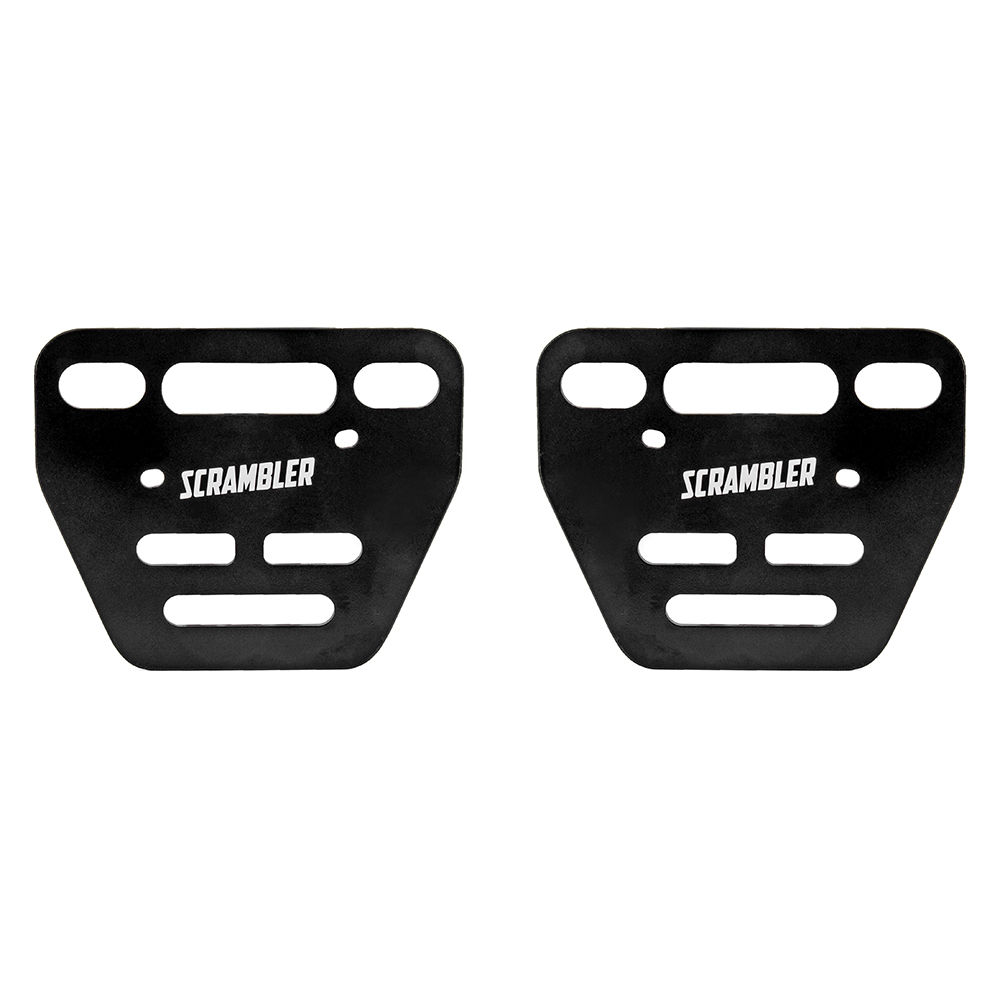 for Ducati Scrambler 2015 2016 Frame Sidebags Rear Frame Holder Brackets 1pair Mototcycle Accessories