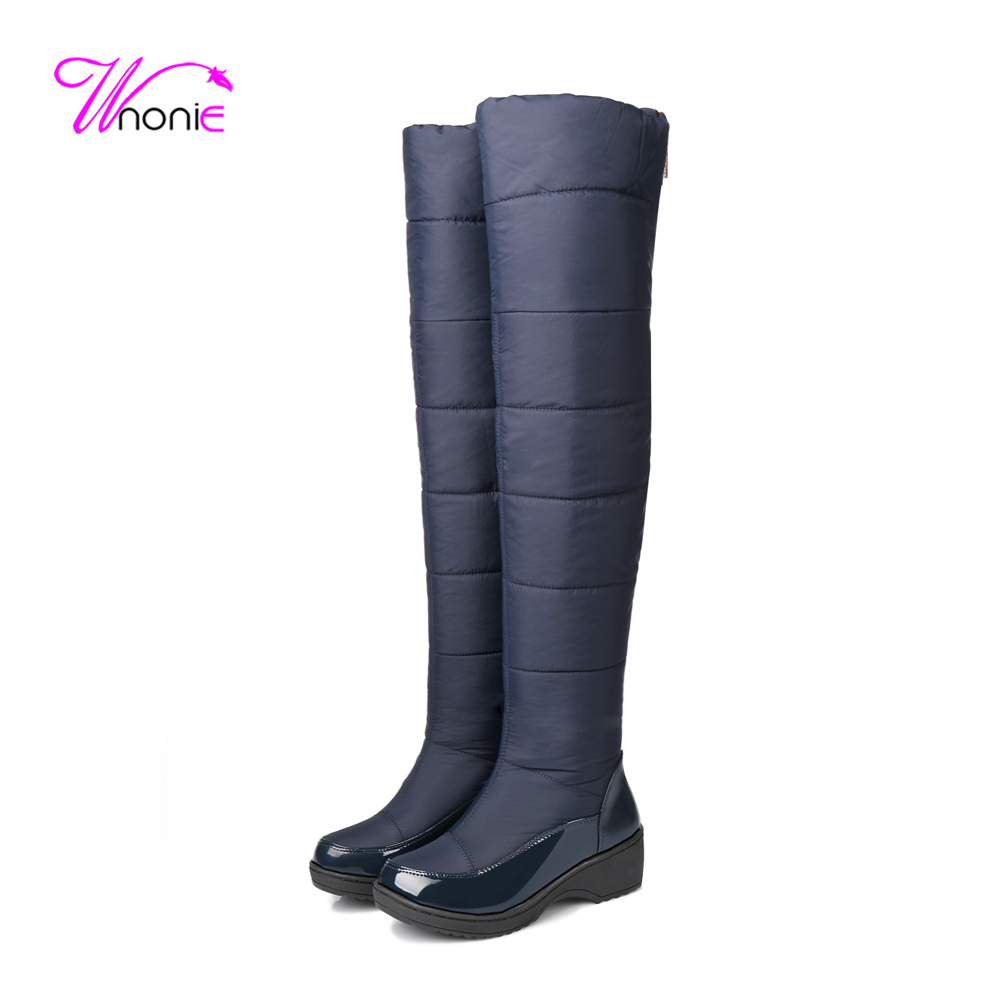 Online Get Cheap Thigh High Wedge Boots -Aliexpress.com | Alibaba