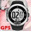 GPS reloj digital hora de hombres digital Reloj de pulsera inteligente impermeable de calorías correr Jogging de Triatlón de senderismo en el borde norte