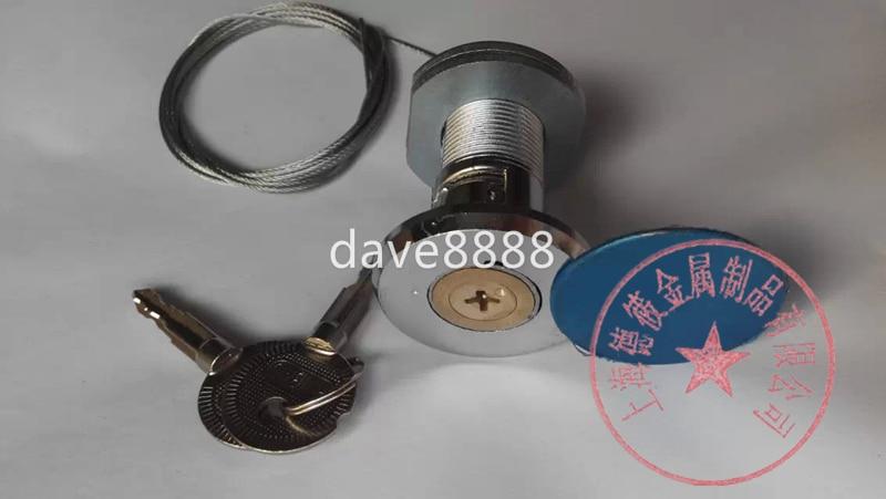 Garage Door Parts Shutter Locks Garage Door Accessories Emergency Lock Core Pulling Lock Steel Core Pulling Lock