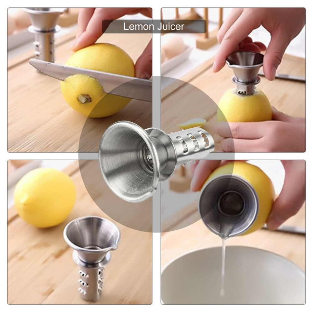 Manually Tools Stainless Steel Manual Juicers Fruit Vegetable Squeezers Lemon Juicer Kitchen Tools ps 336h manual roller shredder slicers tool cut fruit multi function stainless steel fruit vegetable tools mo powde shredding