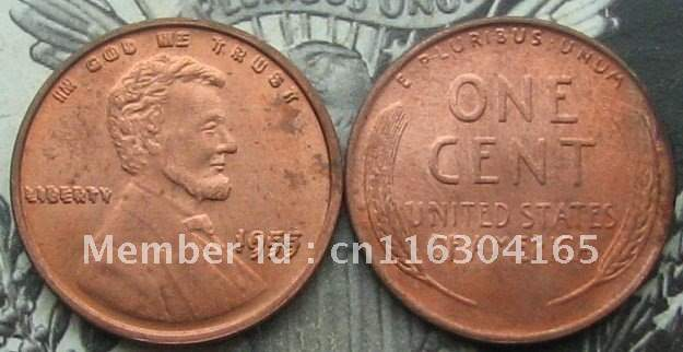 US $1 15 36% OFF 1955 Double Die Obverse Lincoln Wheat Cent Penny-in  Non-currency Coins from Home & Garden on Aliexpress com   Alibaba Group