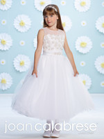 Custom Made New Flower Girl Party Bridesmaid Pageant Ball Gown Dress For Little Girls Glitz Beaded