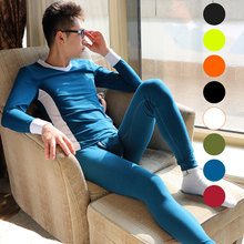 Men's Winter Warm Thermal Underwear Sets Underwear Men's  Thermal Underwear Long Johns