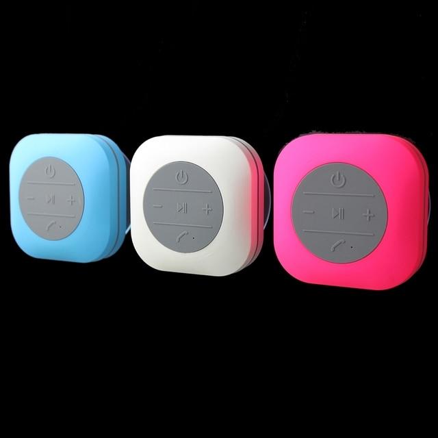 Draadloze waterdichte Mini bluetooth speaker Auto Badkamer Douche ...