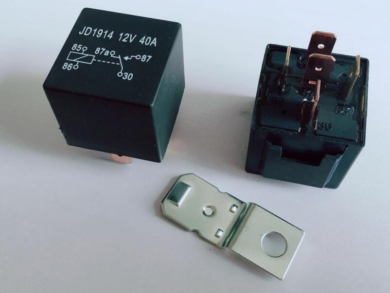 relais automobile 12V 40A série LD