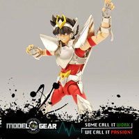 Great Toys Greattoys GT Saint Seiya Pegasus V3 Myth Cloth Ex Action Figure