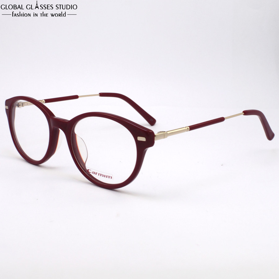 Fashion Sunglasses Whole  online whole round red eyeglass frames from china round