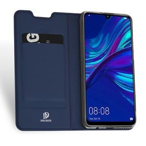 Image 3 - DUX DUCIS Flip funda para Huawei P Smart Plus 2019 libro billetera de cuero para Huawei P inteligente + (2019)/P Smart Z PSmart Coque