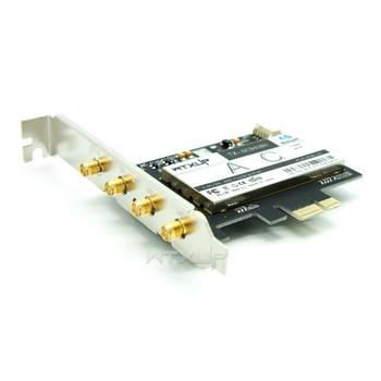 Broadcom BCM94360 Wi-fi PCI-E Card 802 11AC Dual Band 1300Mbps WIFI