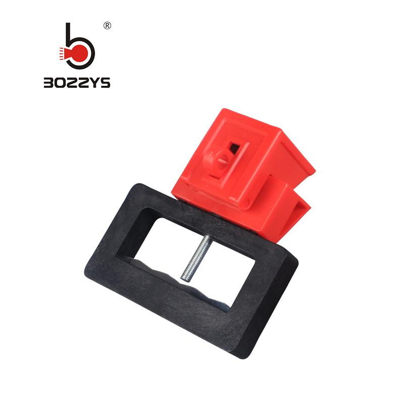 New type Clamp type circuit breaker lock Large circuit breaker handle electrical switch lock Energy isolation safety lock BD-D13 Замок