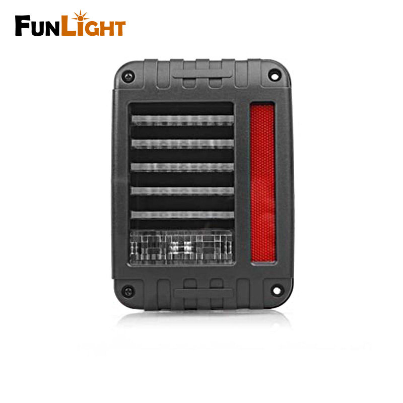 LED Tail Light For Wrangler JK (2)