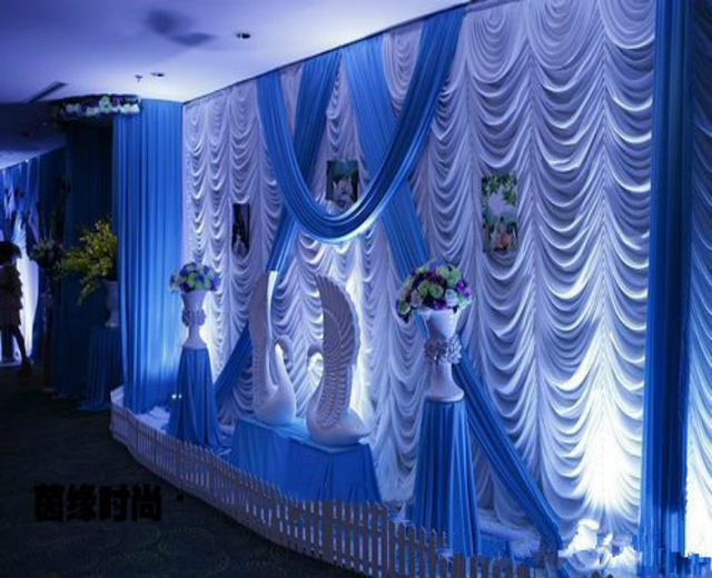 luxurious wedding arrangement express wedding backdrop mariage decoration compound wedding background - Aliexpress Decoration Mariage