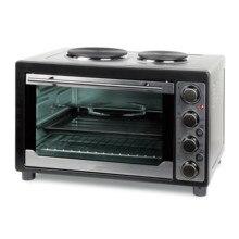 Welon 45 литров плита духовка, электрическая духовка с вертел, печь для пиццы с варочными панелями