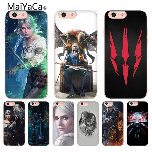 coque iphone 8 the witcher 3