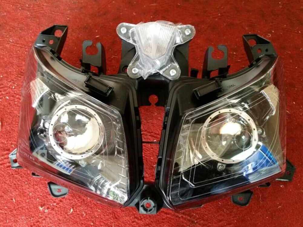TMAX530 Motorcycle Headlight Front Head Light Lamp Headlamp For Yamaha TMAX 530 T MAX 530 2012