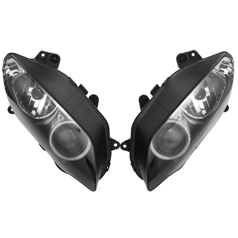 Motorcycle Headlight Head light Lamp Upper Fairing For Yamaha YZF R1 2004 2006 2005|  - title=